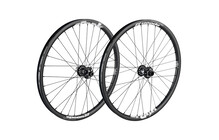 Spank Spoon32 EVO wheelset 20mm + 12/150mm black